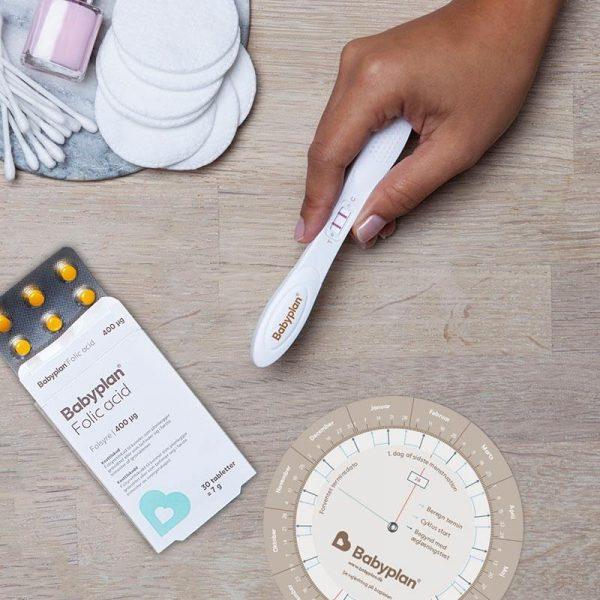 Tidlig graviditetstest