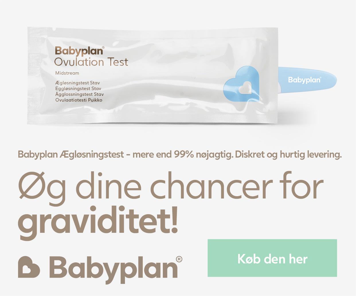 Øg dine chancer for graviditet med en ægløsningstest