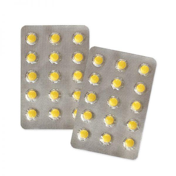 Babyplan folsyre blister - 30 tabletter