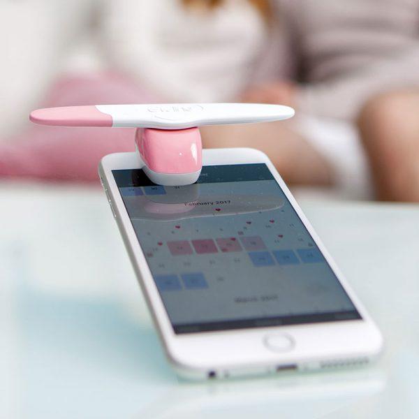 Babyplan ægløsningstest med digital aflæsning