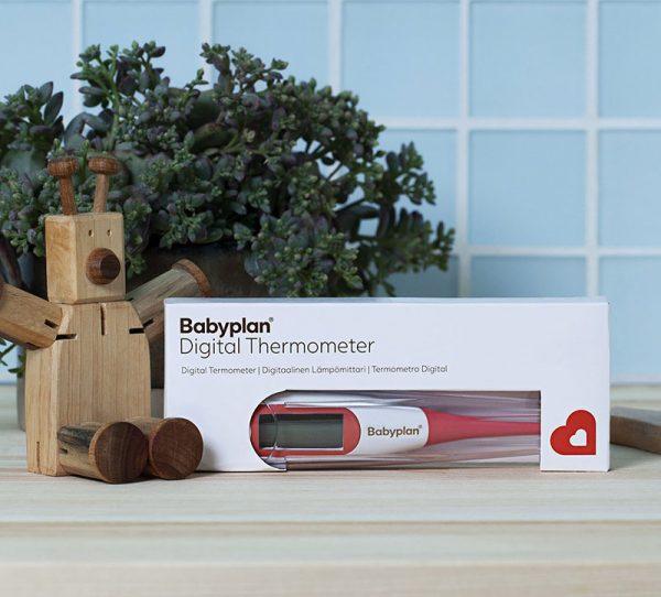 Mål din temperatur og find tidspunkt for ægløsning