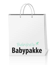 Babypakke fra Babyhelp.dk