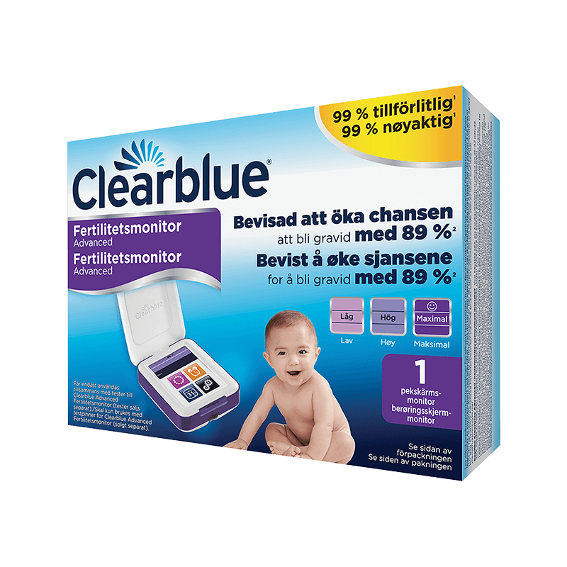 Image of   Clearblue Advanced Fertilitetsmonitor