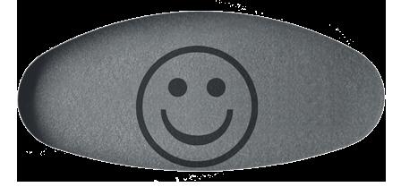 Clearblue Digital ægløsningstest smily