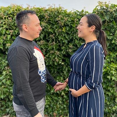 interview med Per og Avi