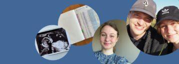 Ægløsningstest hjalp Julia til at blive gravid